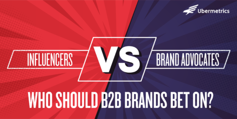 Influencers versus Brand Advocates: Who should B2B brands bet on?